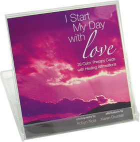 I Start My Day With Love Affirmation Cards