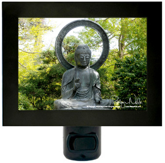 Buddha and Kwan Yin Night Lights