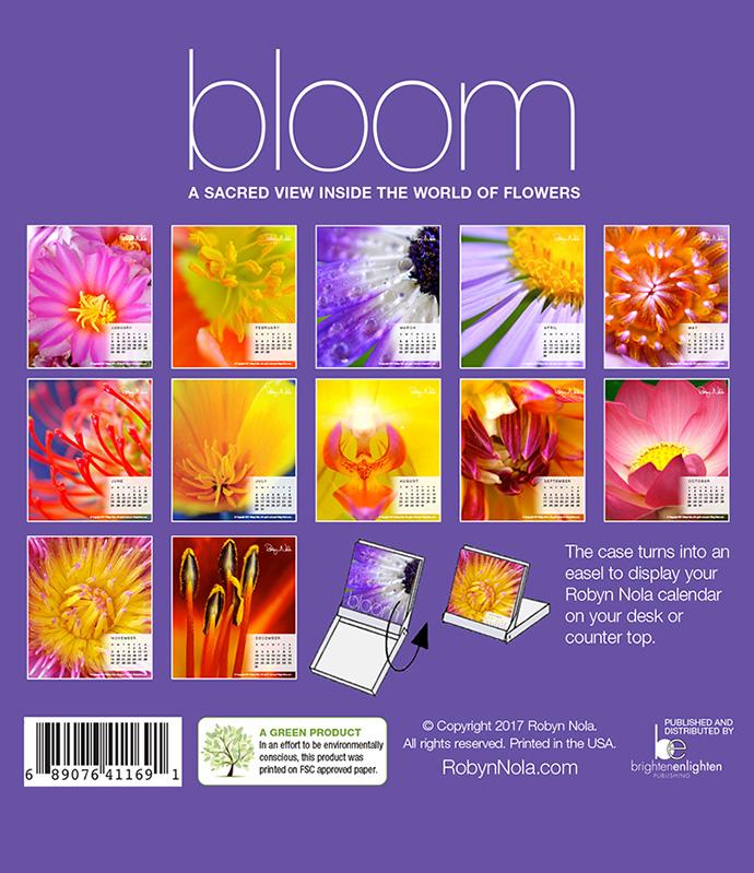 New Orleans Festival Calendar 2022.Bloom 2022 Flower Calendar By Robyn Nola Robyn Nola Gifts