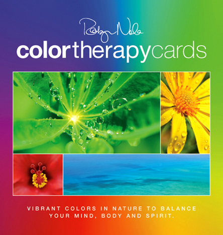 Chakra Butterfly and Color Therapy Cards Gift Set