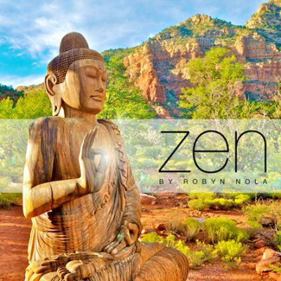 Zen Buddha Gift Set